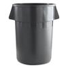Unisan Round Waste Receptacle UNS 44GLWR GRA