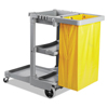 Janitorial Carts, Trucks, and Utility Carts: Janitor's Cart