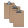 Universal Universal® Hardboard Clipboard UNV 05610VP