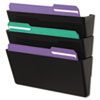 Universal Universal® Recycled Wall File Pockets UNV 08121
