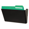 Clean and Green: Universal® Recycled Wall File Pockets