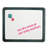 Universal Universal® Recycled Cubicle Dry Erase Board UNV 08165
