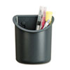 Clean and Green: Universal® Recycled Plastic Cubicle Pencil Cup