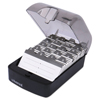 Universal Universal® Push-Button Business Card File UNV 10600