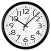 "Universal Universal® 13 1/2"" Round Wall Clock UNV 11641"