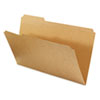 Clean and Green: Universal® Brown Kraft File Folders