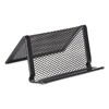 Desk Accessories and Workspace Organizers: Universal® Mesh Business Card Holder