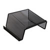 Desk Accessories and Workspace Organizers: Universal® Mesh Telephone Desk Stand
