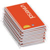 school notebooks and business notebooks: Universal® Wirebound Memo Books