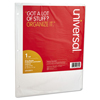 Labels, Stamps, Index Dividers: Universal® Write-On/Erasable Tab Index