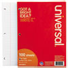 Universal Universal® Filler Paper UNV 20911