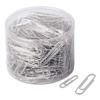 paper clips: Universal® Plastic-Coated Paper Clips