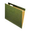 Clean and Green: Universal® Reinforced Recycled Hanging File Folders