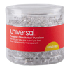 Universal Universal® Clear Push Pins UNV 31306