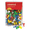 Universal Universal® Colored Push Pins UNV 31310