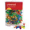 Universal Universal® Colored Push Pins UNV 31312