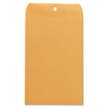 cleaning chemicals, brushes, hand wipers, sponges, squeegees: Universal® Kraft Clasp Envelope