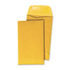 cleaning chemicals, brushes, hand wipers, sponges, squeegees: Universal® Kraft Coin Envelope