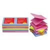 sticky notes: Universal® Fan-Folded Self-Stick Ultra Color Pop-Up Note Pads
