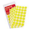 Universal® Self-Adhesive Permanent Color-Coding Labels