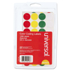 Universal Universal® Self-Adhesive Removable Color-Coding Labels UNV 40116