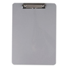 Universal Universal® Aluminum Clipboard with Low Profile Clip UNV 40301