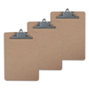 Universal Universal® Hardboard Clipboard UNV 40304VP
