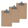 Universal Universal® Hardboard Clipboard UNV 40305VP