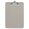 Ring Panel Link Filters Economy: Universal® Plastic Clipboard with High Capacity Clip