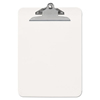Universal Universal® Plastic Clipboard with High Capacity Clip UNV 40308