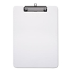 Universal Universal® Plastic Clipboard with Low Profile Clip UNV 40310