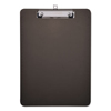 Universal Universal® Plastic Clipboard with Low Profile Clip UNV 40311