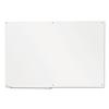 dry erase boards: Universal® Frameless Glass Marker Board