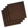 Universal Cork Tile Panels UNV 43403