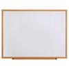 Universal Universal® Standard Melamine Dry Erase Board UNV 43618