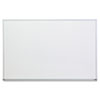 Universal Universal® White Melamine Dry Erase Boards with Aluminum Frame UNV 43623