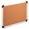 Universal Universal® Cork Bulletin Board with Aluminum Frame UNV43714