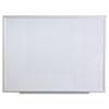 Dry Erase Boards Wall Mount Dry Erase Boards: Universal® Standard Melamine Dry Erase Board
