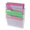 Desk Accessories and Workspace Organizers: Universal® Wall Files