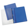 Universal Universal® Clear Front Report Cover with Fasteners UNV 56101