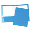 Universal Laminated Two-Pocket Folder UNV 56419