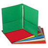 Binders & Binding Systems: Universal® Two-Pocket Portfolios with Tang Fasteners
