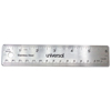 Universal Universal® Stainless Steel Ruler UNV 59026