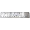 Universal® Stainless Steel Ruler