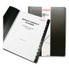 Universal Weekly Planner, 11 x 8, Black, 2021 UNV 71000