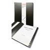 Universal Monthly Planner, 11 x 8, Black, 2022 UNV 71001