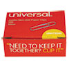 Universal Universal® Paper Clips UNV 72240