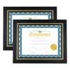 Universal Universal® Leatherette Document Frame UNV 76838
