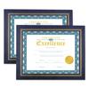 Universal Universal® Leatherette Document Frame UNV 76839