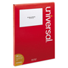 Universal Universal® White Multiuse Permanent Self-Adhesive Labels UNV 80206